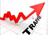 give your website 1000 traffic guaranteed from real people