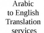 I'll translate documents from Arabic into English for 10 bucks
