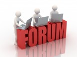 If you need forum