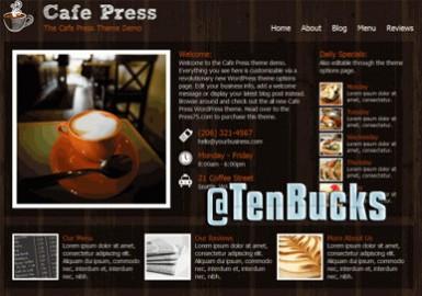 make Very atractive WordPress website