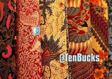send you a good original handmade Javanese Batik