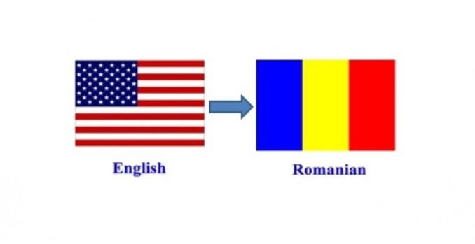 Translate English to Romanian