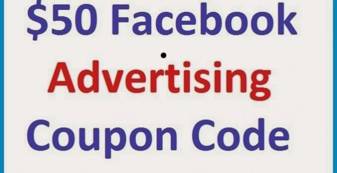 supply a Facebook Voucher coupon code