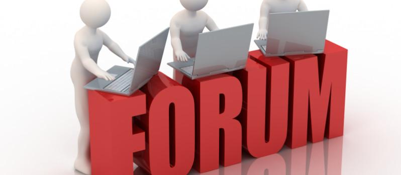 If you need forum
