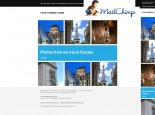 I will setup your mailchimp account and create a nice email template with a banner